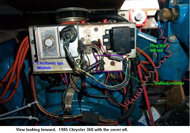 An Unofficial Website Of Repair Tricks And Techniques For Marite. Chrysler. Chrysler Marine Wiring At Scoala.co